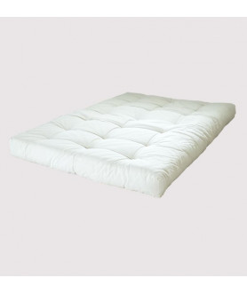 Futon coton et latex