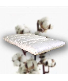Futon Coton Naturel
