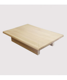 Table de chevet basse